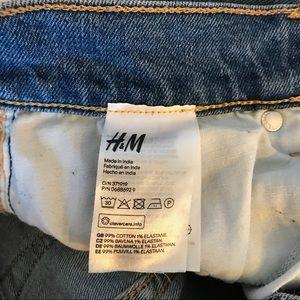 H&M Jeans - 2/$30 H&M high waist distressed jeans